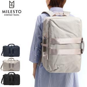 MILESTO/milesto/ミレスト/STLAKT/ストラクト/3WAYボストンバッグ/3WAY...