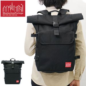 manhattan portage/マンハッタンポーテージ/Silvercup Backpack/ロ...
