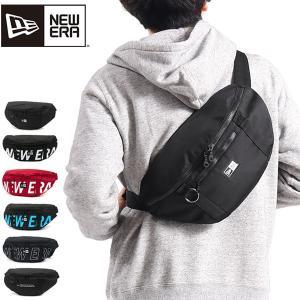 正規取扱店 ニューエラ NEW ERA ウエストバッグ ボディバッグ メンズ レディースWAIST BAG