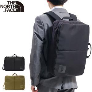 【正規取扱店】ザ・ノースフェイス THE NORTH FACE リュック Shuttle 3way Daypack B4 メンズ NM81601