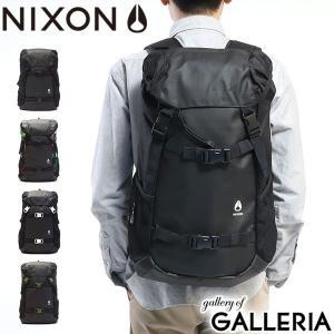 12/8〜9★最大49%獲得 ニクソン リュック NIXON バックパック LANDLOCK 3 ラ...