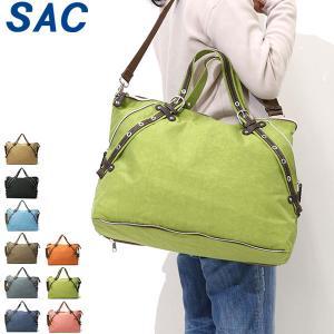 SAC/サック/Happy&Sac/ハッピー&サック/ボストンバッグ/ボストン/3WAYボス...
