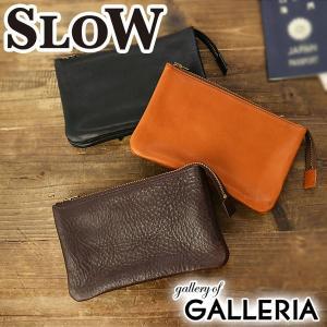 スロウ 財布 SLOW 長財布 bono ボノ multi wallet L メンズ レディース SO628F 本革|galleria-onlineshop