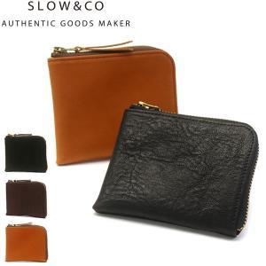 スロウ 財布 SLOW 長財布 bono ボーノ ボノ sort wallet コインケース メンズ SO631F 本革|galleria-onlineshop