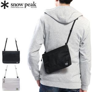 snow peak/スノーピーク/バッグ/サコッシュ/ショルダーバッグ/ショルダー/ミニショルダー/...