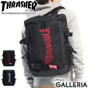 スラッシャー/THRASHER/リュックサック/バックパック/リュック/背負い/バッグ/スクエア型/...