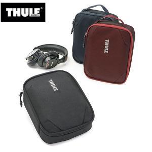 正規品2年保証 スーリー トラベルポーチ THULE Thule Subterra PowerShuttle Plus ガジェットポーチ 大きめ ビジネス 出張 旅行 メンズ TSPW-302|ギャレリア Bag&Luggage