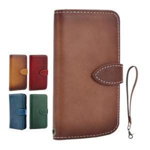スマホケース 手帳型 iPhone XR  iphone8 iphone7 iPhone XS plus XSMAX レザークラフト 本革 革 ケース おしゃれ ギフト プレゼントに|galleries