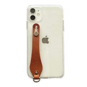 iPhone se ケース se2 耐衝撃 XR 11 11pro 8 7 クリア シリコン ソフトケース カバー 携帯ケース レザーバンド付き スマホリング おしゃれ クリアケース|galleries