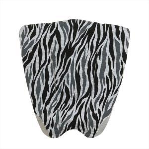 デッキパッド  サーフィン デッキパット デッキパッチ おしゃれ 柄物 柄 ゼブラ柄 高品質 粘着力 3M 3ピース シンプル グリップ力|galleries
