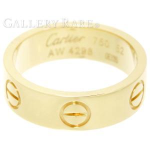 カルティエ リング ラブリング K18YGイエローゴールド リングサイズ52 B4084600 Cartier 指輪 ジュエリー|gallery-rare