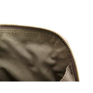 ボッテガヴェネタ ポーチ イントレチャート コスメティック ケース 132535 BOTTEGA VENETA ボッテガ 化粧ポーチ 小物入れ|gallery-rare|05