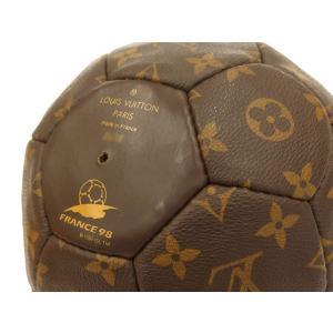 ルイヴィトン サッカーボール モノグラム 1998年フランスワールドカップ記念 3000個限定 M99054 LOUIS VUITTON ヴィトン ボール|gallery-rare|04