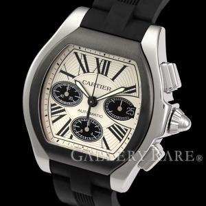 カルティエ ロードスターS クロノグラフ XL W6206020 Cartier 時計 gallery-rare