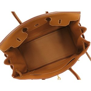 エルメス バーキン 35 cm ハンドバッグ ゴールド×ゴールド金具 トゴ P刻印 HERMES Birkin バッグ|gallery-rare|02