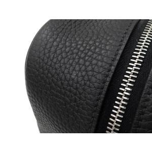 エルメス ハンドバッグ ヴィクトリア35 ブラック×シルバー金具 トリヨンクレマンス R刻印 HERMES バッグ 黒|gallery-rare|04