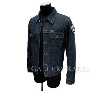 ルイヴィトン ジャケット デニム メンズサイズ46 LOUIS VUITTON ヴィトン 服 メンズ 上着|gallery-rare