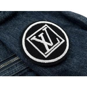 ルイヴィトン ジャケット デニム メンズサイズ46 LOUIS VUITTON ヴィトン 服 メンズ 上着|gallery-rare|04