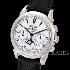 パテック・フィリップ グランドコンプリケーション パーペチュアルカレンダー K18ホワイトゴールド 5270G-001 PATEK PHILIPPE 腕時計【時計】|gallery-rare
