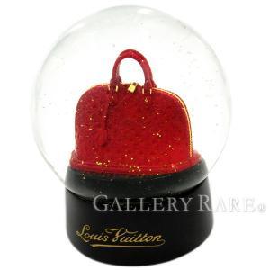 ルイヴィトン ノベルティ スノードーム アルマ 非売品 2009年顧客限定 LOUIS VUITTON ヴィトン スノーグローブ オブジェ 置物|gallery-rare