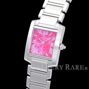 カルティエ タンクフランセーズ SM 2006年クリスマス限定 W51030Q3 Cartier 腕時計 gallery-rare