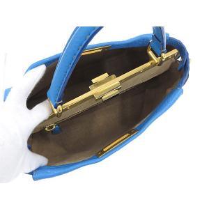 フェンディ ハンドバッグ ピーカブー セレリア 2wayショルダーバッグ 8BN226 FENDI バッグ gallery-rare 02