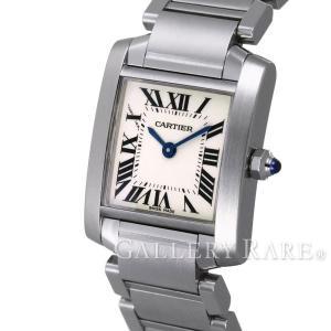 カルティエ タンク フランセーズ SM W51008Q3 Cartier 時計 gallery-rare