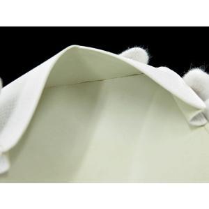 エルメス カードケース ホワイト ヴォーエプソン L刻印 HERMES パスケース gallery-rare 05