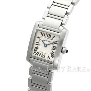 カルティエ タンク フランセーズ SM W51008Q3 Cartier 腕時計 gallery-rare