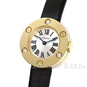 カルティエ ラブウォッチ ダイヤモンド 3Pダイヤ K18YGイエローゴールド WE800731 Cartier 腕時計 レディース gallery-rare