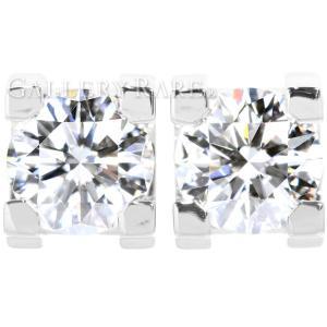 カルティエ ピアス C ドゥ カルティエ イヤリング ダイヤモンド 計約2.0ct K18WGホワイトゴールド N8501900 Cartier ジュエリー ダイアモンド|gallery-rare