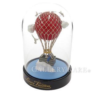 ルイヴィトン ノベルティ Malle Aero Louis Vuitton マル・アエロ 気球 顧客限定 非売品 2013年クリスマス限定 LOUIS VUITTON ヴィトン 置物|gallery-rare