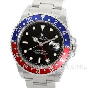 ロレックス GMTマスター 2 デイト 赤青ベゼル F番 16710 ROLEX 腕時計|gallery-rare