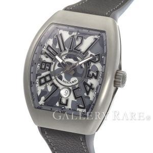フランクミュラー ヴァンガード カモフラージュ V45SCDT MC TT CAMO FRANCK MULLER 腕時計|gallery-rare