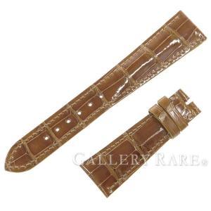 パテックフィリップ 替えベルト クロコダイル 純正 ベルト PATEK PHILIPPE 革ベルト 腕時計|gallery-rare