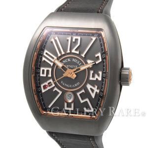 フランクミュラー ヴァンガード チタン×K18PGピンクゴールドV45SCDT TT BR 5N FRANCK MULLER 腕時計 メンズ|gallery-rare