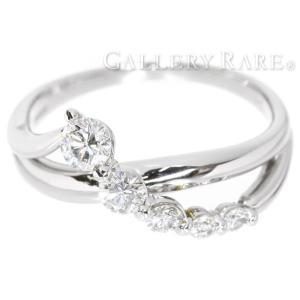 ダイヤモンド リング ダイヤモンド 0.50ct プラチナ900 PT900 リングサイズ約15号 ジュエリー 指輪 ダイアモンド|gallery-rare