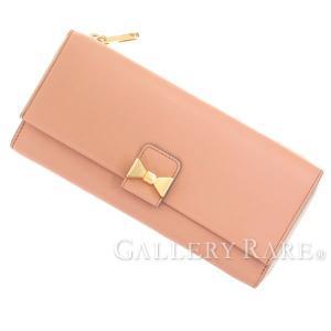 クロエ 長財布 ボビー リボン L字ファスナー 3P0664-889 Chloe 財布 BOBBIE Long Zipped Wallet|gallery-rare