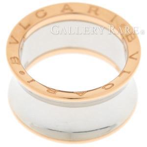 ブルガリ リング アニッシュ カプーア K18PGピンクゴールド SS リングサイズ60 BVLGARI ジュエリー 指輪 gallery-rare