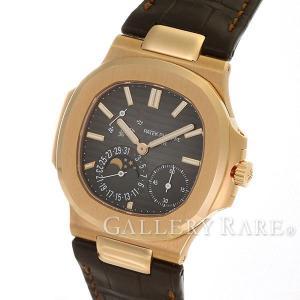 パテックフィリップ ノーチラス K18PGピンクゴールド プチコンプリケーション 5712R-001 PATEK PHILIPPE 時計 ローズゴールド|gallery-rare
