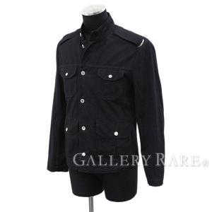 ルイヴィトン ブルゾン Gジャン コットン ブラック メンズサイズ46  ヴィトン 服 ジャケット【ファッション】|gallery-rare