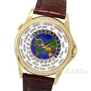 パテックフィリップ ワールドタイム クロワゾネ イエローゴールド 5131J-001 PATEK PHILIPPE 腕時計|gallery-rare