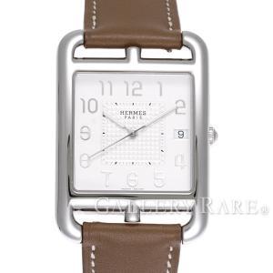 エルメス ケープコッド エトゥープ スイフト R刻印 CC1.810 HERMES 腕時計|gallery-rare