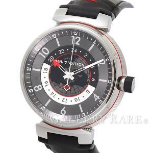 ルイヴィトン タンブールグラフィットGMT Q1D30 LOUIS VUITTON 腕時計|gallery-rare