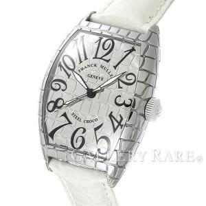 フランクミュラー トノーカーベックス アイアンクロコ 8880SC IRON CROCO FRANCK MULLER 腕時計|gallery-rare