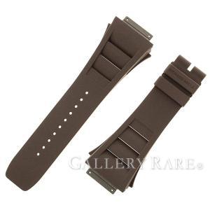 リシャールミル 替えベルト 純正 RM011用 ラバーベルト ブラウン RICHARD MILLE 時計 腕時計|gallery-rare