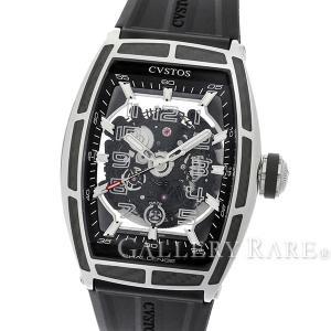 クストス チャレンジ ジェットライナー 100本限定 CVT-JET-SL-ST CVSTOS 腕時計|gallery-rare