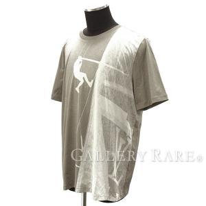 ルイヴィトン Tシャツ 半袖 グレー メンズサイズXXL LOUIS VUITTON ヴィトン 服|gallery-rare