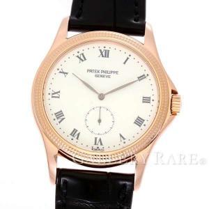 パテックフィリップ カラトラバ K18RGローズゴールド 5115R-001 PATEK PHILIPPE 腕時計|gallery-rare