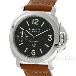 パネライ ルミノール マリーナ ロゴ Q番 PAM00005 PANERAI 腕時計|gallery-rare